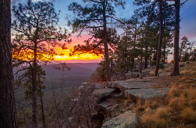 Mogollon Rim, Arizona