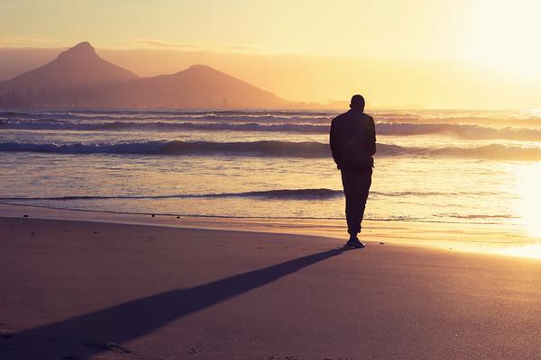 Milnerton Beach, Cape Town, South Africa