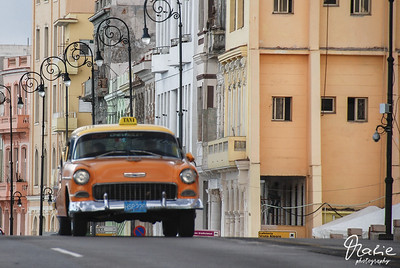 old-timer taxi