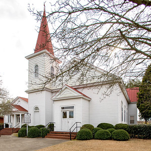 Millbrook Baptist Church, Aiken
