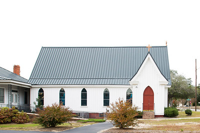 St. Paul's Episcopal Church, Graniteville