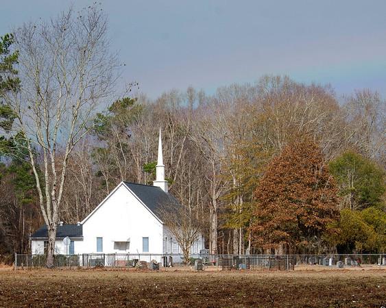 Beech Baptist Church, Allendale