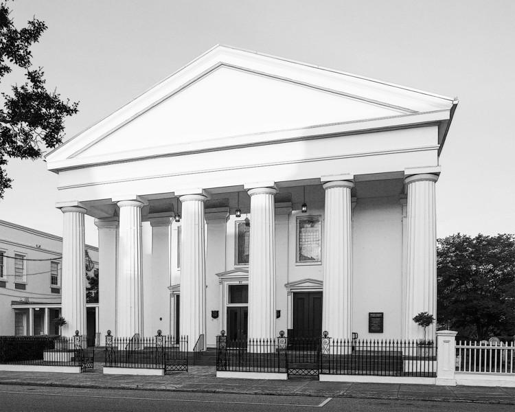 Bethel Methodist Church, Charleston