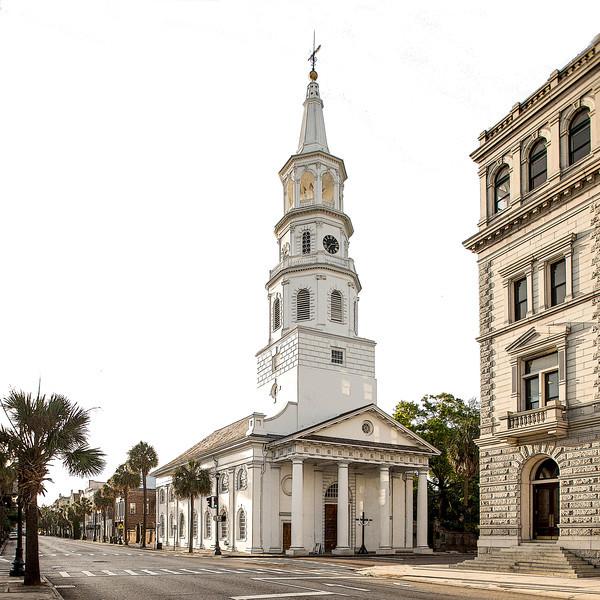 St. Michael's Episcopal Church, Charleston