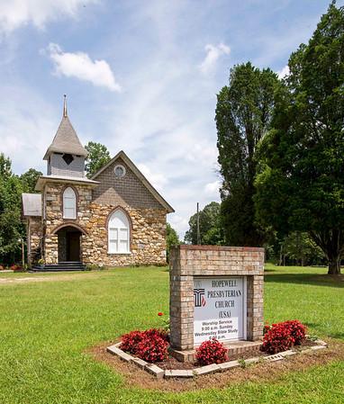 Hopewell Presbyterian Church, Blacksburg