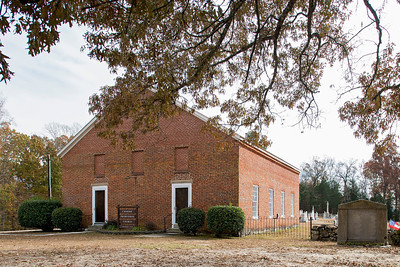 Catholic Presbyterian Church, Blackstock