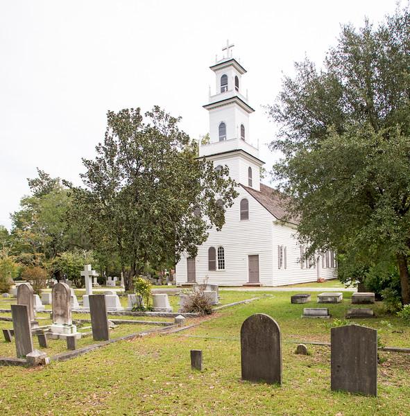 St. David's Episcopal Church, Cheraw