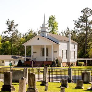 Midway Presbyterian Church, New Zion
