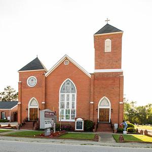 Liberty Hill AME Church, Summerton