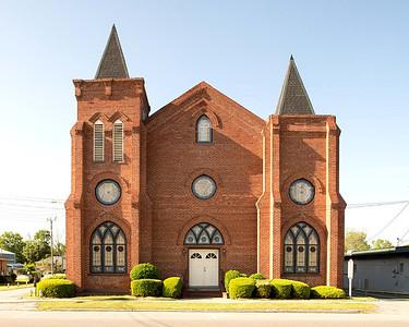 Trinity AME Church, Manning