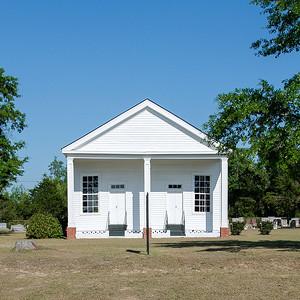 Brewington Presbyterian Church, Manning
