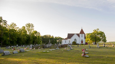 Andrews Chapel Church, Summerton