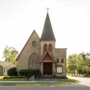 St. Matthias Episcopal Church, Summerton