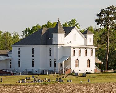 Taw Caw Church, Summerton
