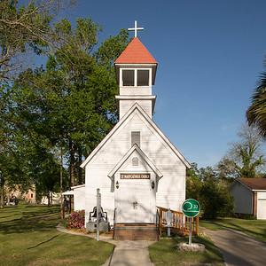 St. Mary's Catholic Church, Summerton