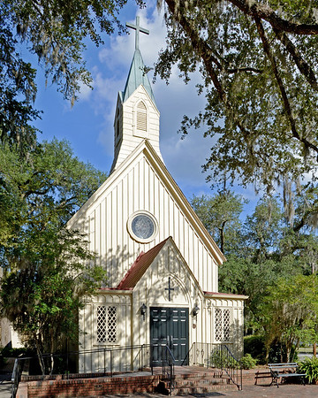 St. Jude's Episcopal Church, Walterboro