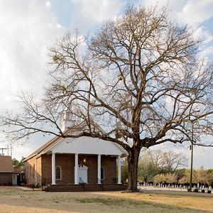New Providence Baptist Church, Hartsville