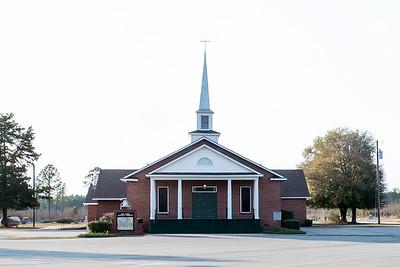 Mt. Zion Baptist Church, Dovesville