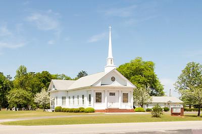 Mount Pleasant Baptist Church, Mechanicsville