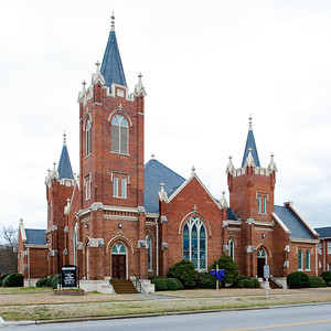 Main Street Methodist Church, Dillon