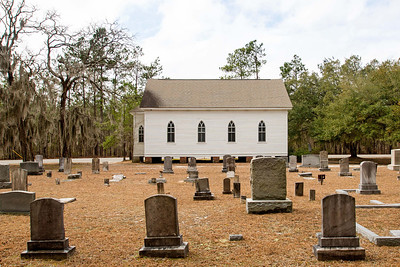 Pee Dee Church, Dillon
