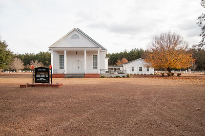 Catfish Creek Baptist Church, Latta