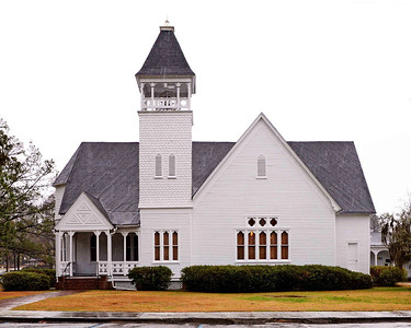 Summerville Presbyterian Church, Summerville