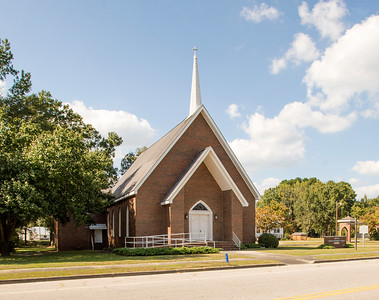 Grover Methodist Church, Grover