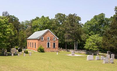 Ebenezer ARP Church, Jenkinsville