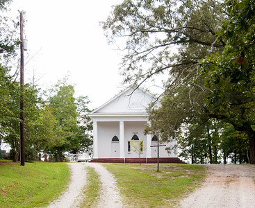 Monticello Methodist Church, Monticello
