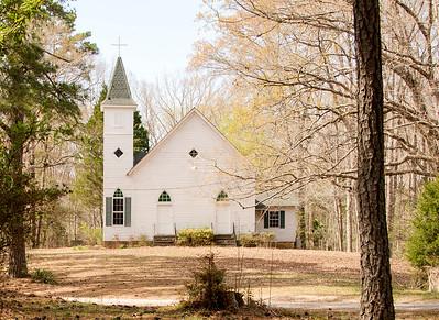 Shiloh Methodist Church, High Point