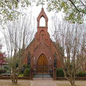 St. John's Episcopal Church, Winnsboro