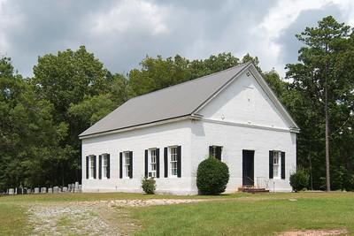 Concord Presbyterian Church, Woodward