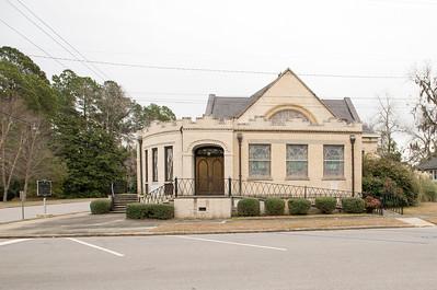 Lawtonville Baptist Church, Estill