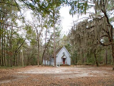 Heavenly Rest Episcopal Church, Estill