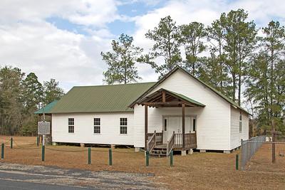 Oak Grove Baptist Church, Pineland