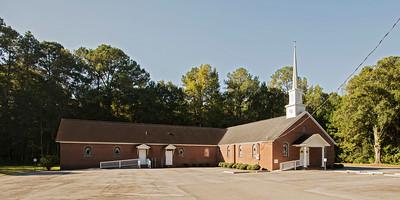 St. Mathew's Baptist Church, Tillman