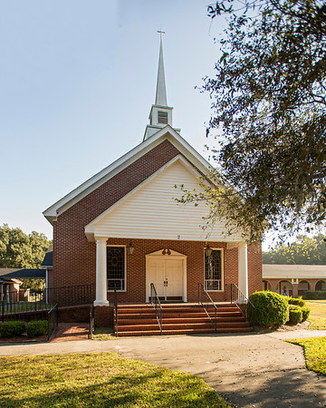 Great Swamp Baptist Church, Tillman