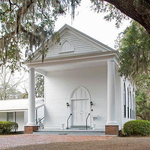 Robertville Baptist Church, Robertville