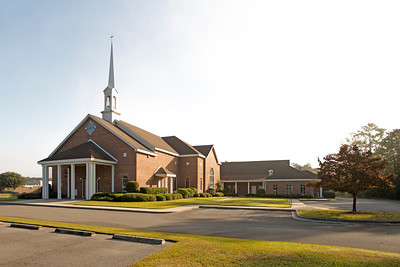 Ridgeland Baptist Church, Ridgeland
