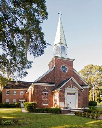 St. Paul's Methodist Church, Ridgeland
