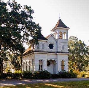 Euhaw Baptist Church, Ridgeland