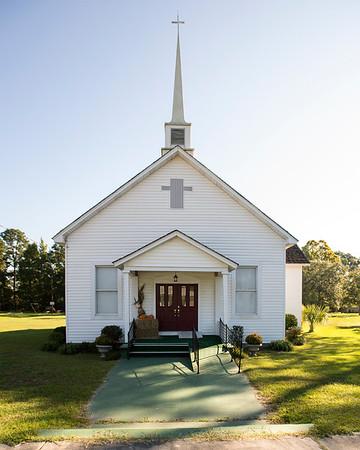 Tillman Baptist Church, Tillman