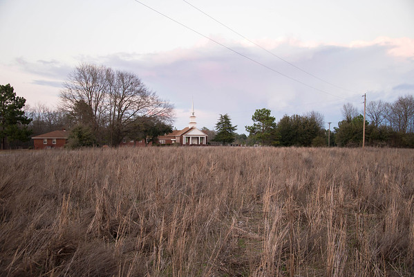 Pleasant Hill Baptist Church, Bethune