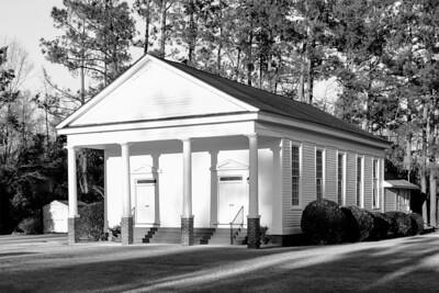 Mount Nebo Baptist Church, Brittons Neck