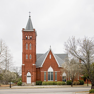First United Methodist Church, Bennettsville