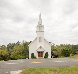 Old Madison Church, Avalon