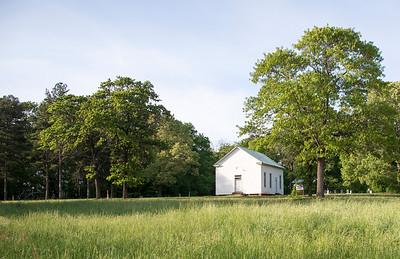 Center Methodist Church, Oakway