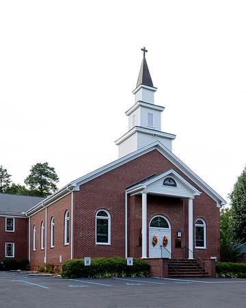 Oolenoy Baptist Church, Pickens