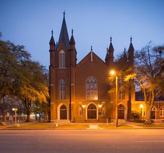 Washington Street United Methodist Church, Columbia